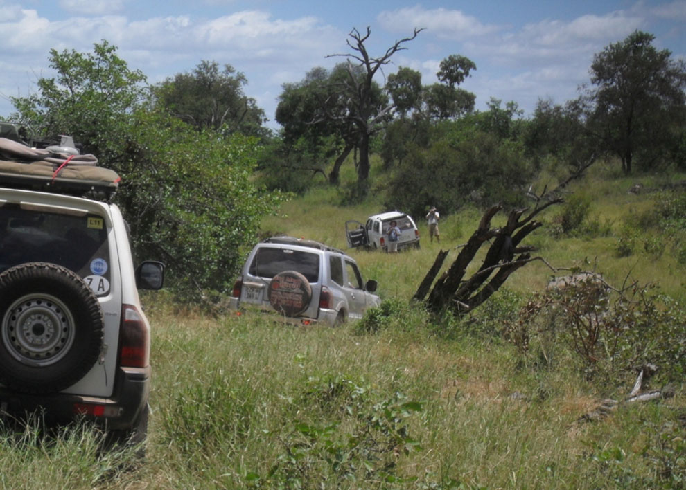 4x4 luvuvhu trail kruger