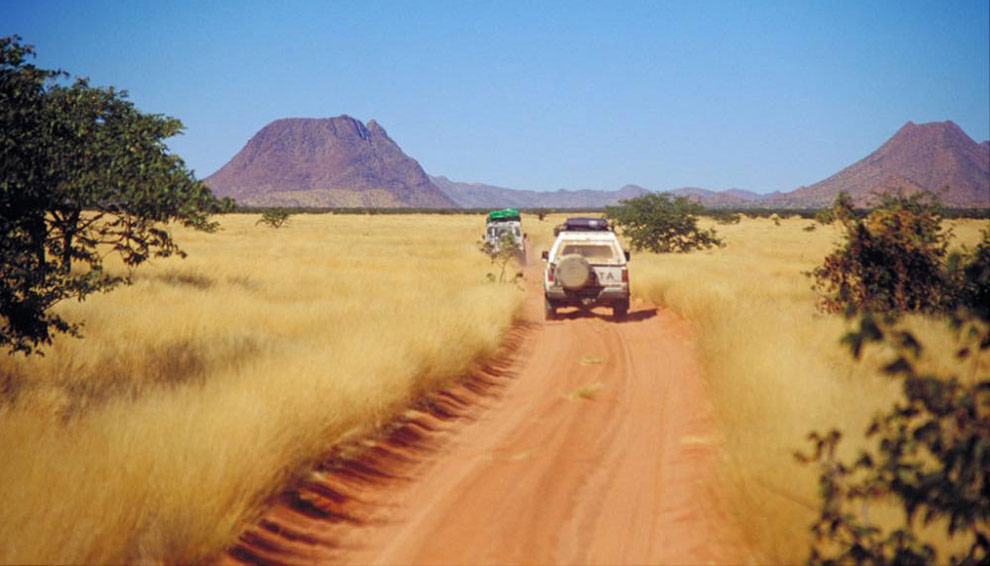 4x4 safari boutique di viaggio